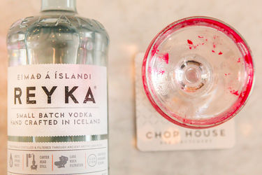 Reyka Cocktail Masterclass - Thursday 27th October