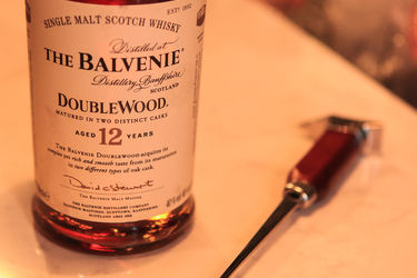 St. Andrew's Day at the Chop House with Balvenie