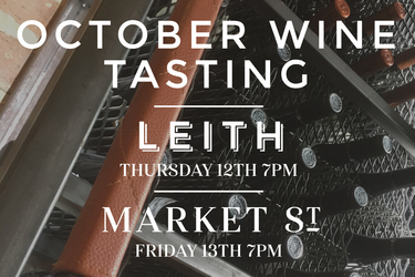 October Wine Tasting & Festive Feast