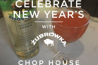New Year's at Chop House