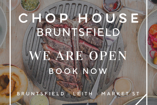 CH Bruntsfield Now Open